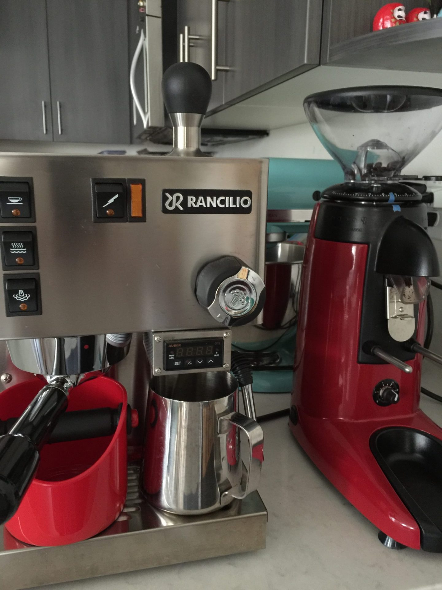 Compak K3 Touch Espresso Grinder Review