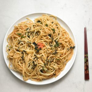 mentaiko-pasta-with-olive-oil-2