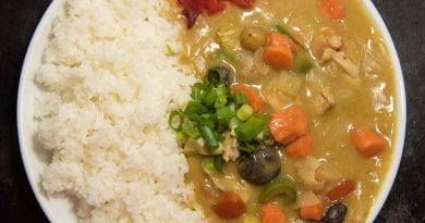 Japanese Curry with Chicken 🐓 | (Curry rice from scratch)