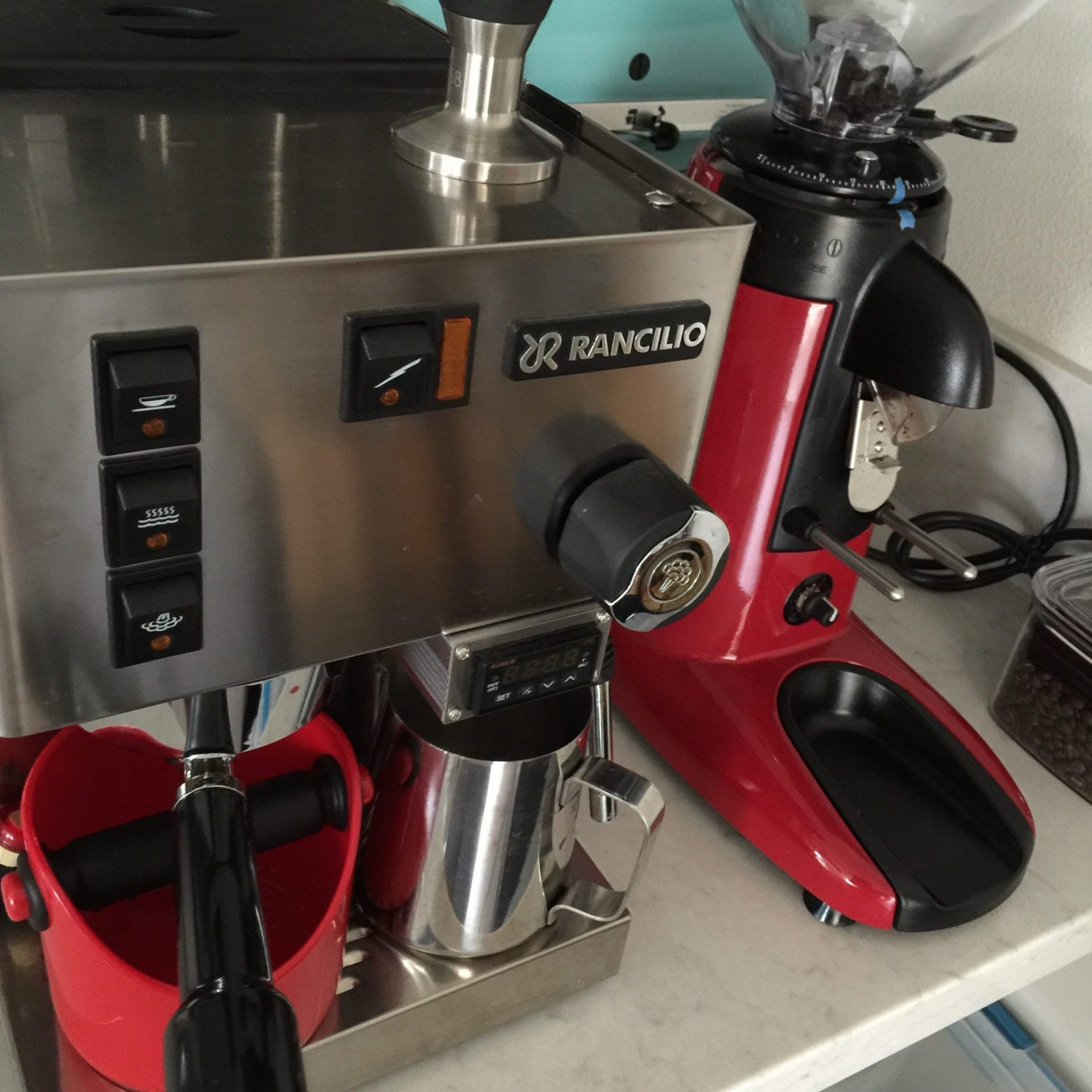 Espresso Machine Rancilio Silvia v4 with PID Review