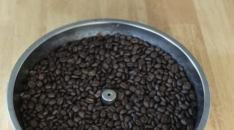 roasted coffee giveaway