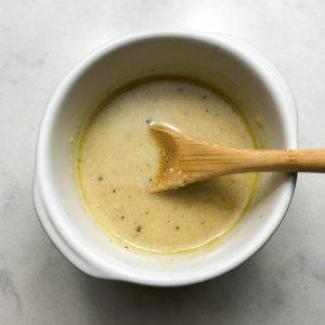 Creamy Roasted Garlic Dressing