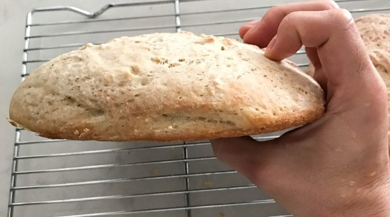Improving My Bread Baking Part 2 French Style Country Loaf | www.alldayieat.com