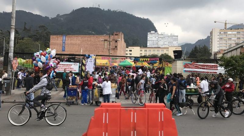 ciclovia bike bogota colombia (1)