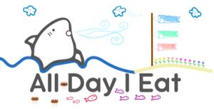 all day i eat logo kids day