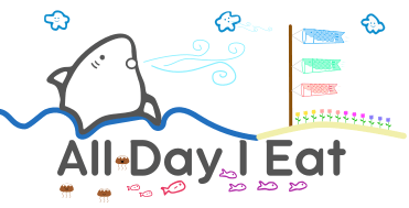 all day i eat logo kids day