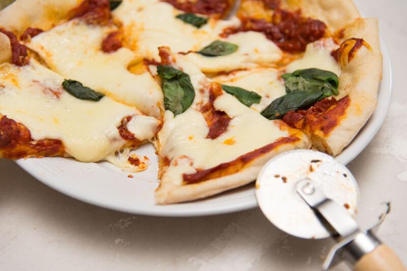 Homemade Pizza with Italian 00 Flour