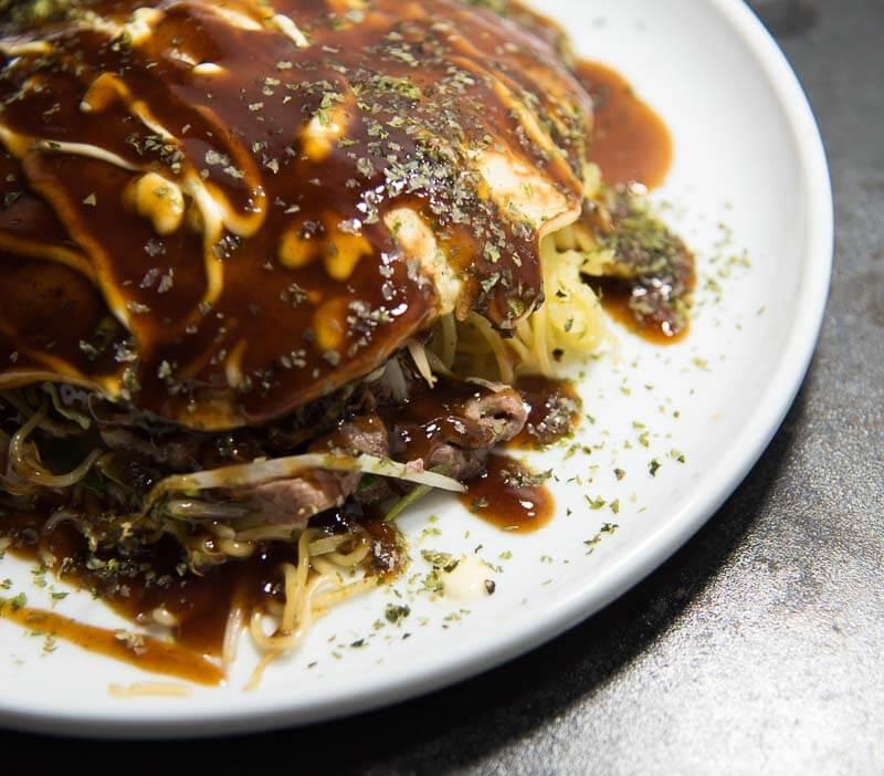 Hiroshima Style Okonomiyaki-3