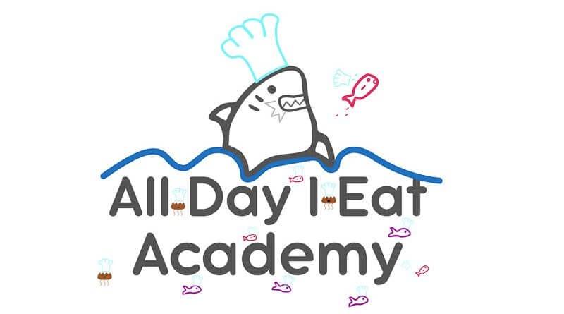 all day i eat academy logo