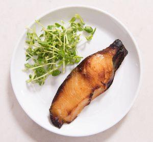 Misoyaki Black Cod Miso Marinated Fish-8