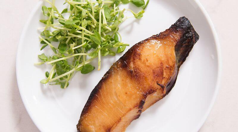 Misoyaki Black Cod Miso Marinated Fish-8