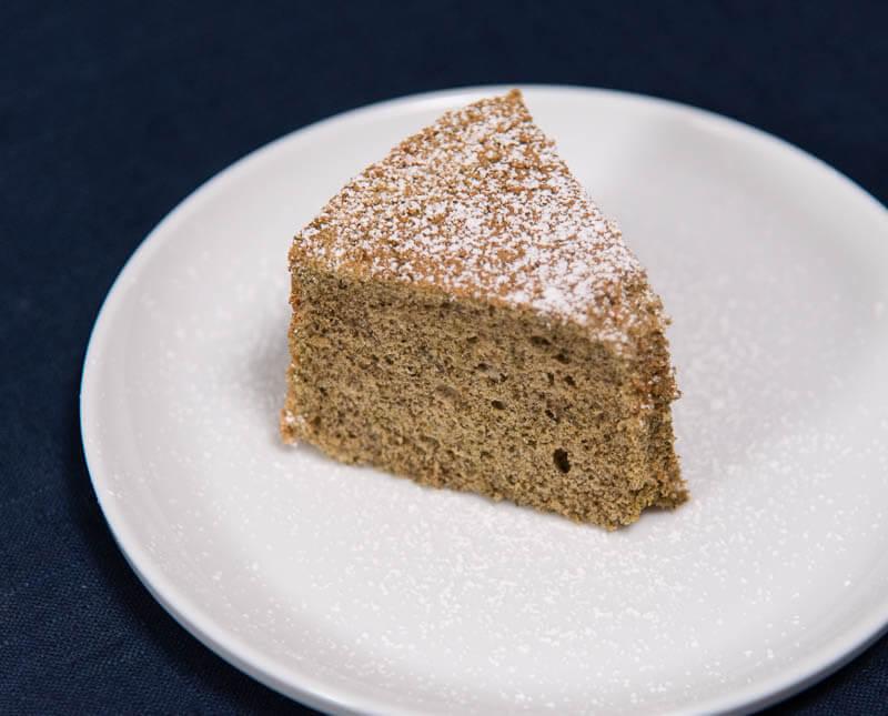 Japanese Chiffon Cake with Sencha (Japanese green tea) - All Day I Eat - like a shark