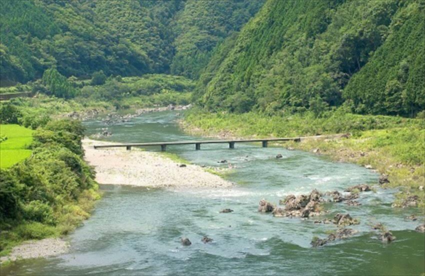 Shimantogawa river japan all day i eat like a shark