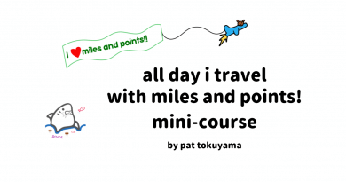 Basics of Collecting Miles and Points