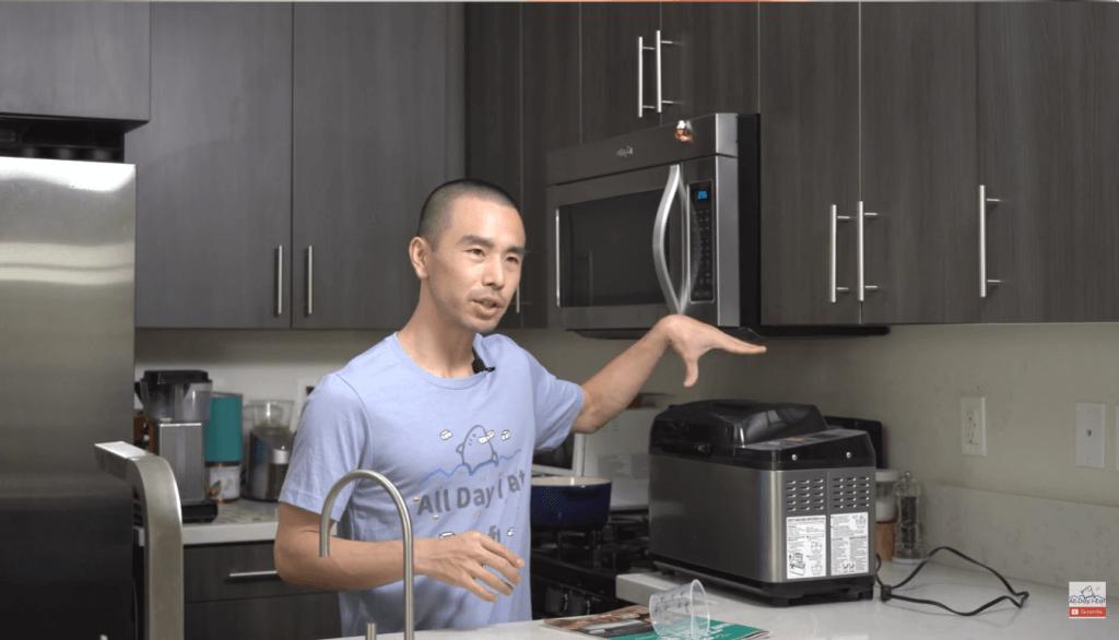 Zojirushi Home Bakery Virtuoso BB PAC20 Review 1