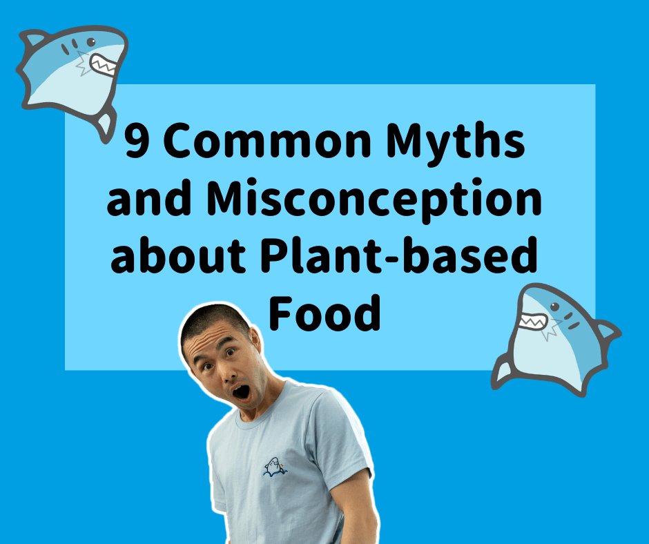 Common Myths Misconception plant based food