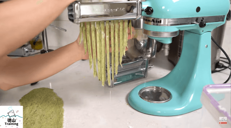 KitchenAid KPRA Pasta Roller & Cutter Attachment for Fettuccine