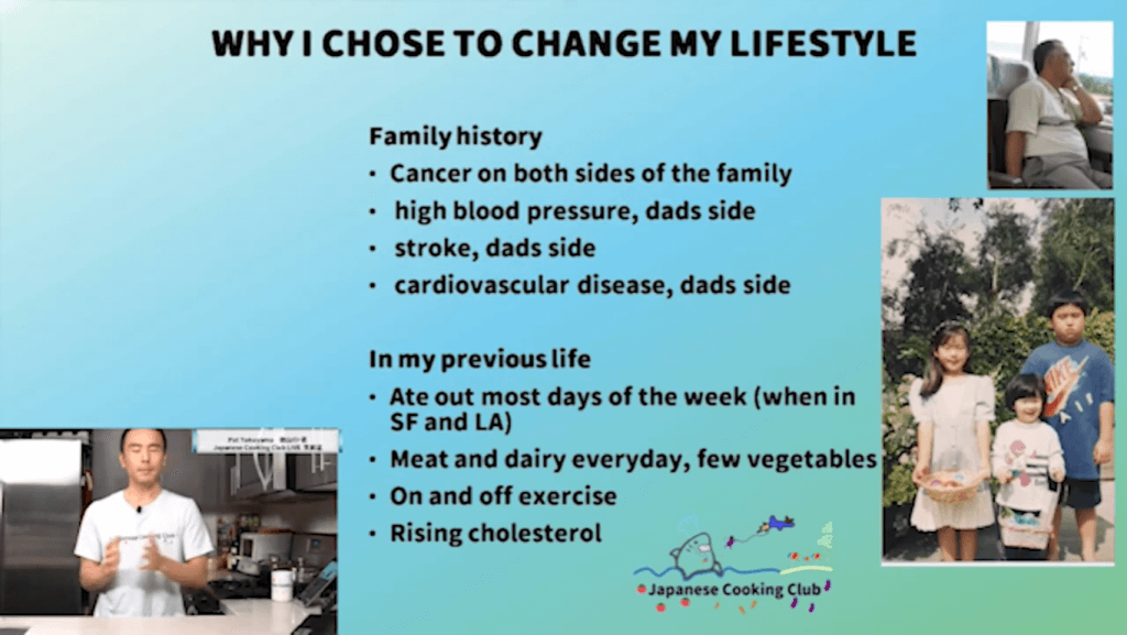 Lifestyle and Plant based diet 2
