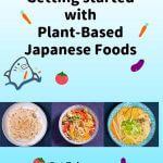 japanese cooking club getting started with plant based japanese foods cover