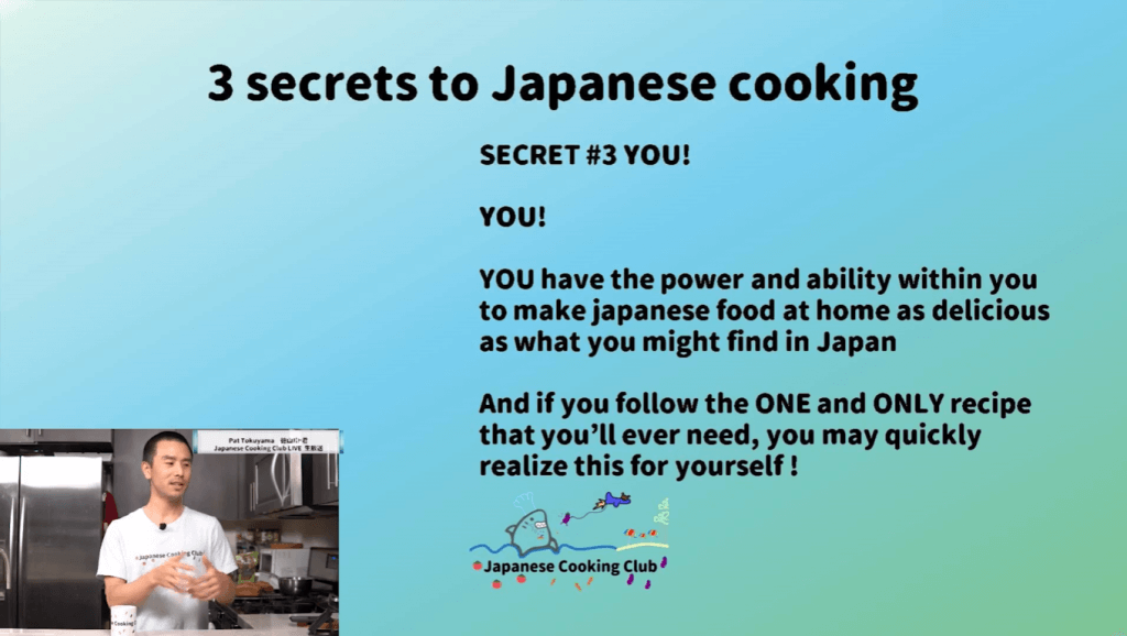 3 Japanese Cooking Secrets - You