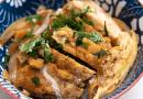 Chicken Katsudon | Japanese rice bowl with dashi stock (Simple)