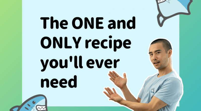 Plant based diet recipe