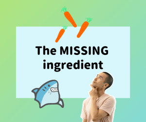 The missing ingredient All day I Eat