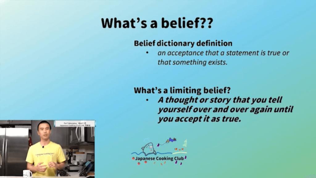 Whats a belief
