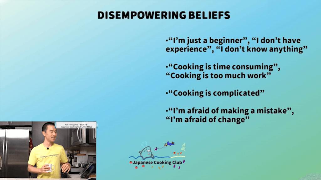 disempowering Beliefs 2