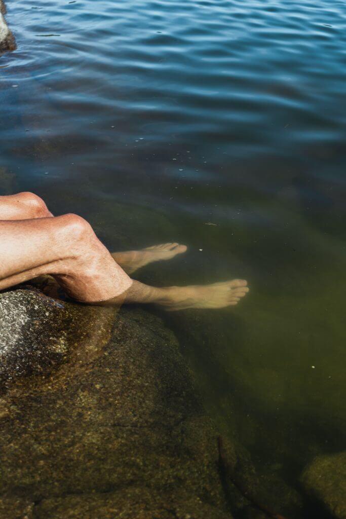 activities sapporo japan winter foot bath onsen