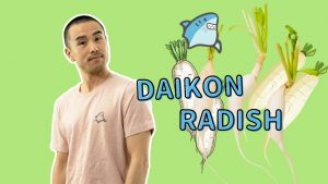 Daikon radish thumbnail