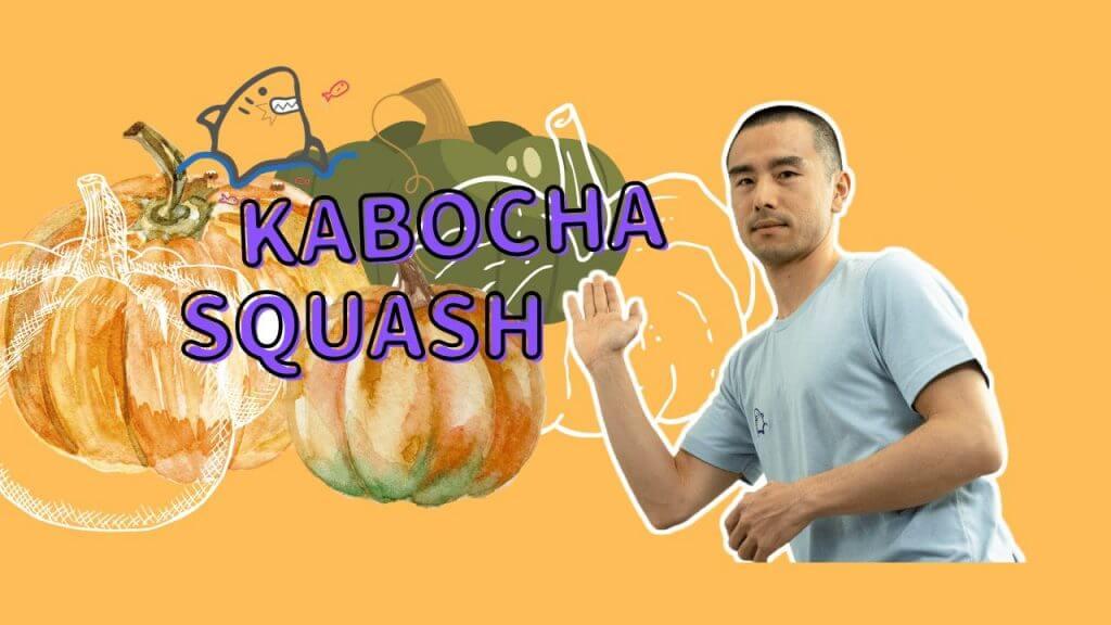 Kabocha squash and Pat