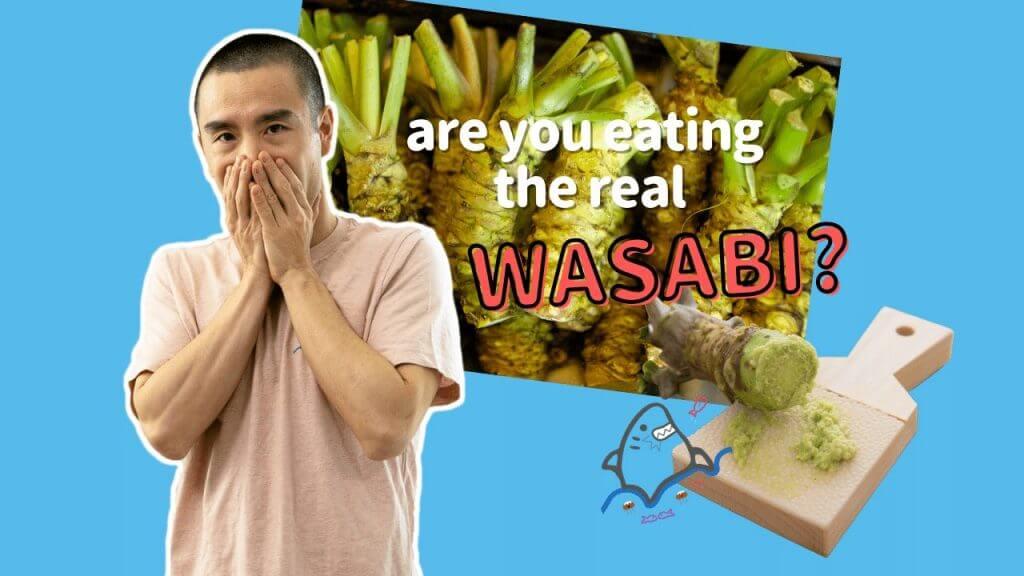 Wasabi and pat