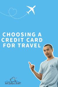 Choosing a Credit Card for travel