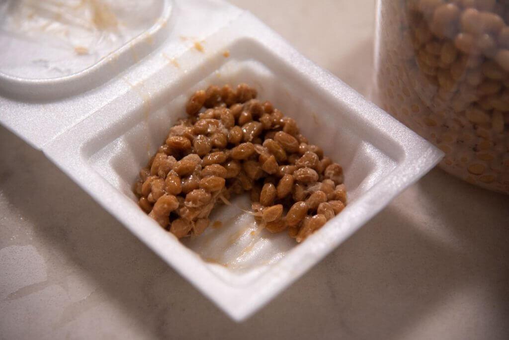 homemade natto starter amount