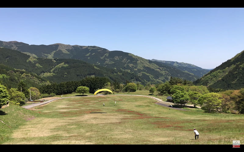 kochi Japan travel 5 things to do in kochi prefecture paragliding