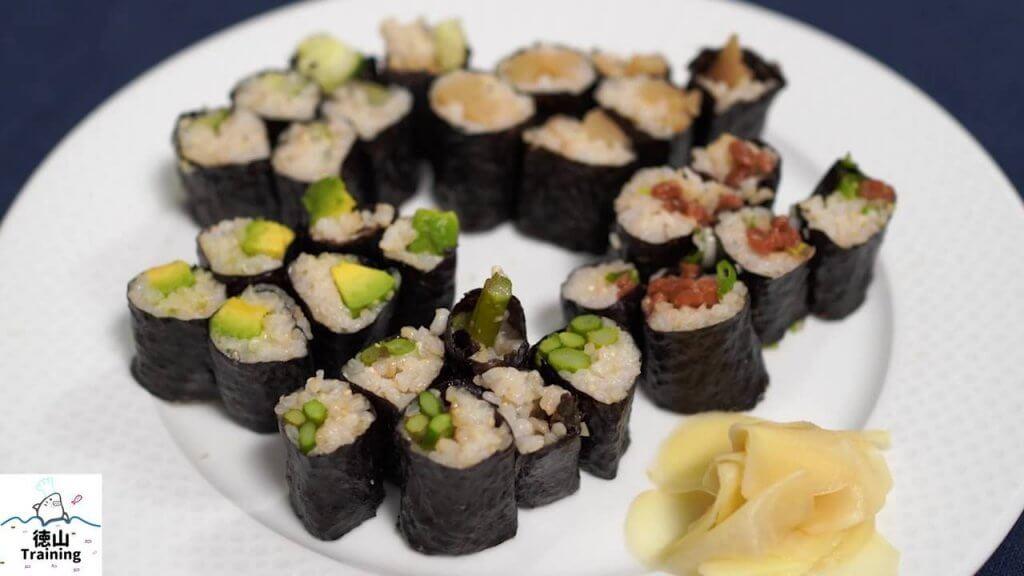 vegeterian sushi workshop makizushi all day i eat like a shark