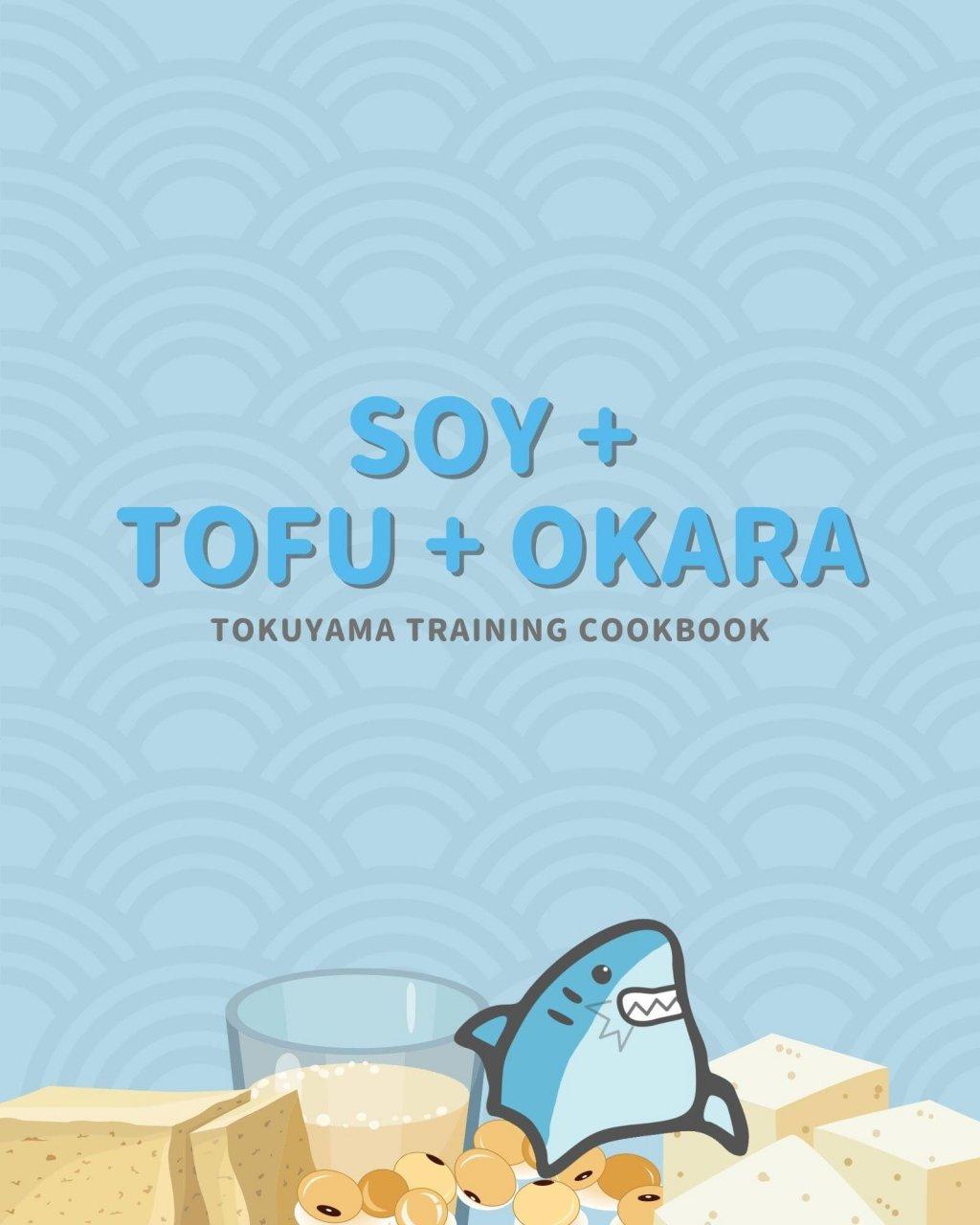 soy-tofu-okara-coookbook by pat tokuyama